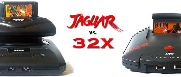 Feature Sega 32x Vs Atari Jaguar Round 2 Doom