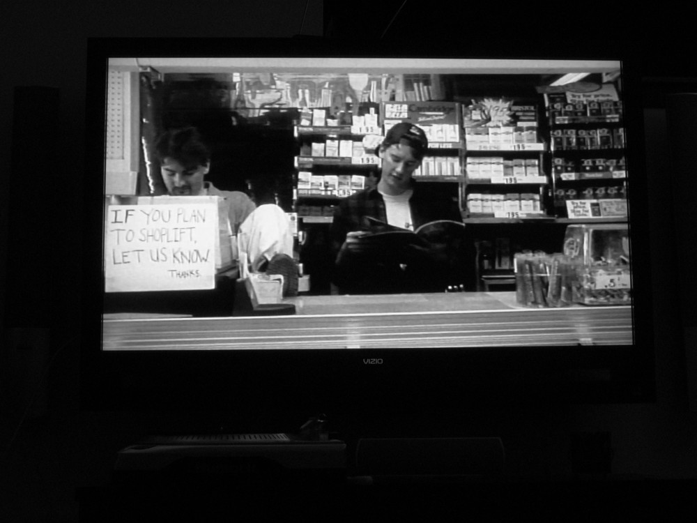 Clerks, Dir. Kevin Smith. Miramax, 1994.