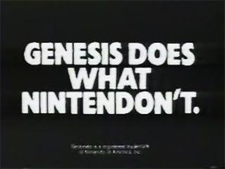 Genesis does!