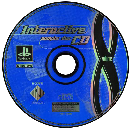 "The ""demo disc."""