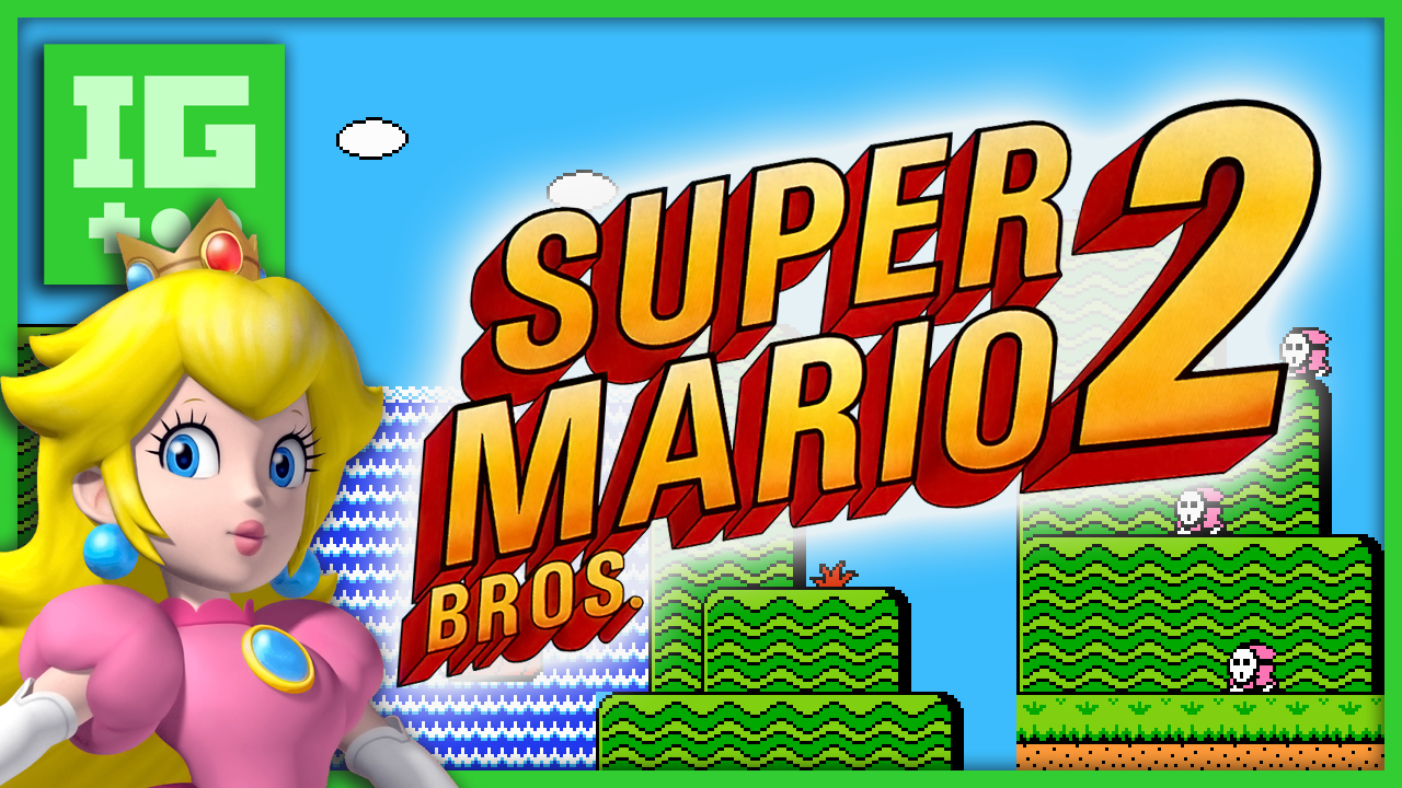 Super Mario Bros  2 — Watch — IMPLANTgames