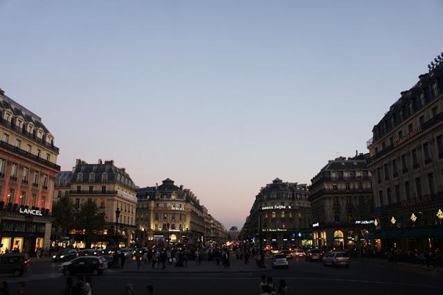 Opera. Paris.