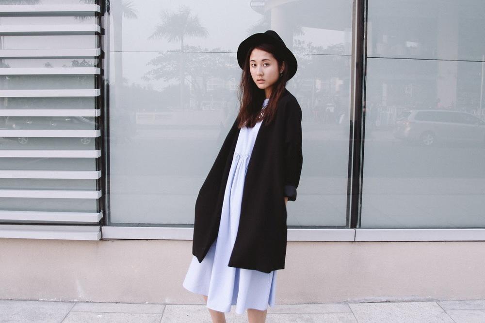Julia Doan, Vietnamese Fashion Blogger, Saigon Blogger, Vietnam fashion, Vietnamese blogger, Floralpunk