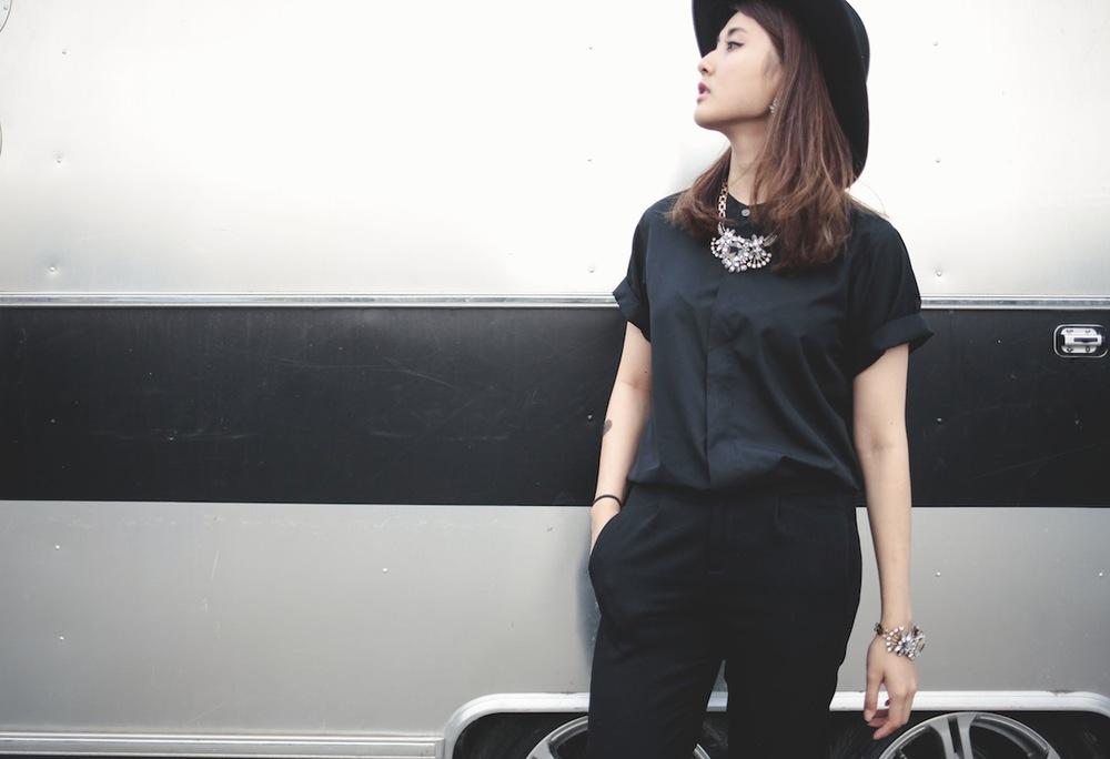 Floralpunk founder, Julia Doan, Vietnamese Fashion blogger, blogger vietnam, wearfloralpunk