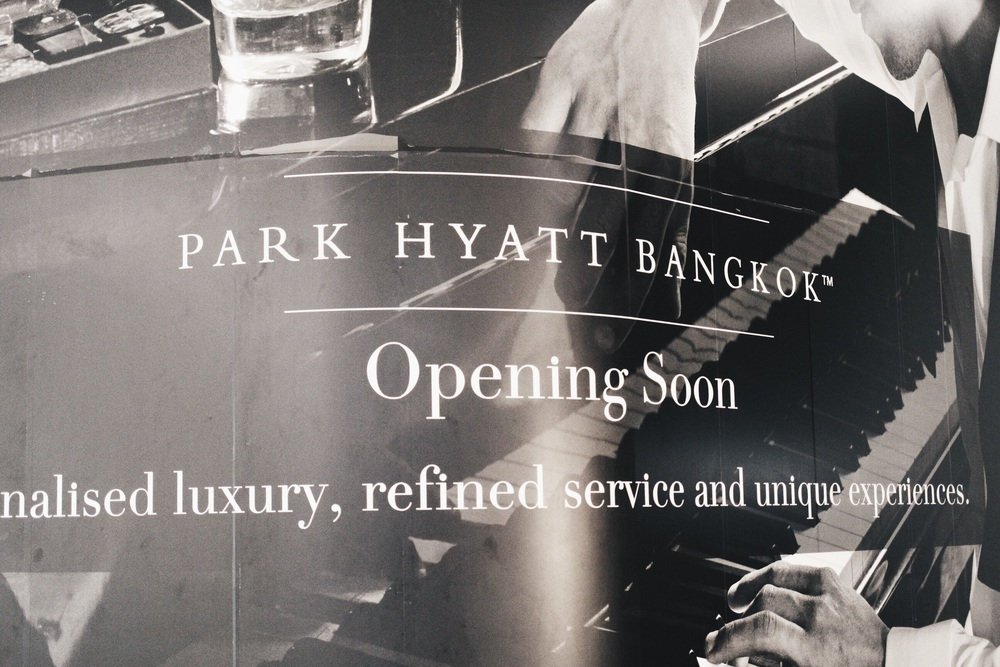 Took this just because my brother works for Hyatt and it reminded me of him. Hopefully I can get my 50% off family discount here one day.