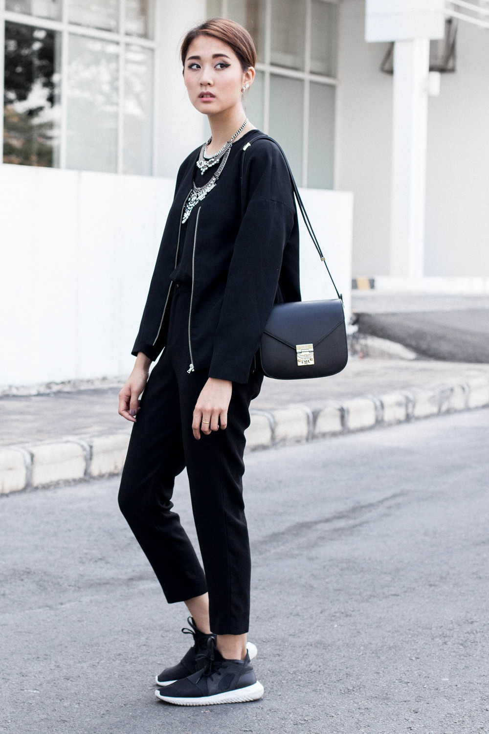 Julia Doan Vietnamese Fashion Blogger