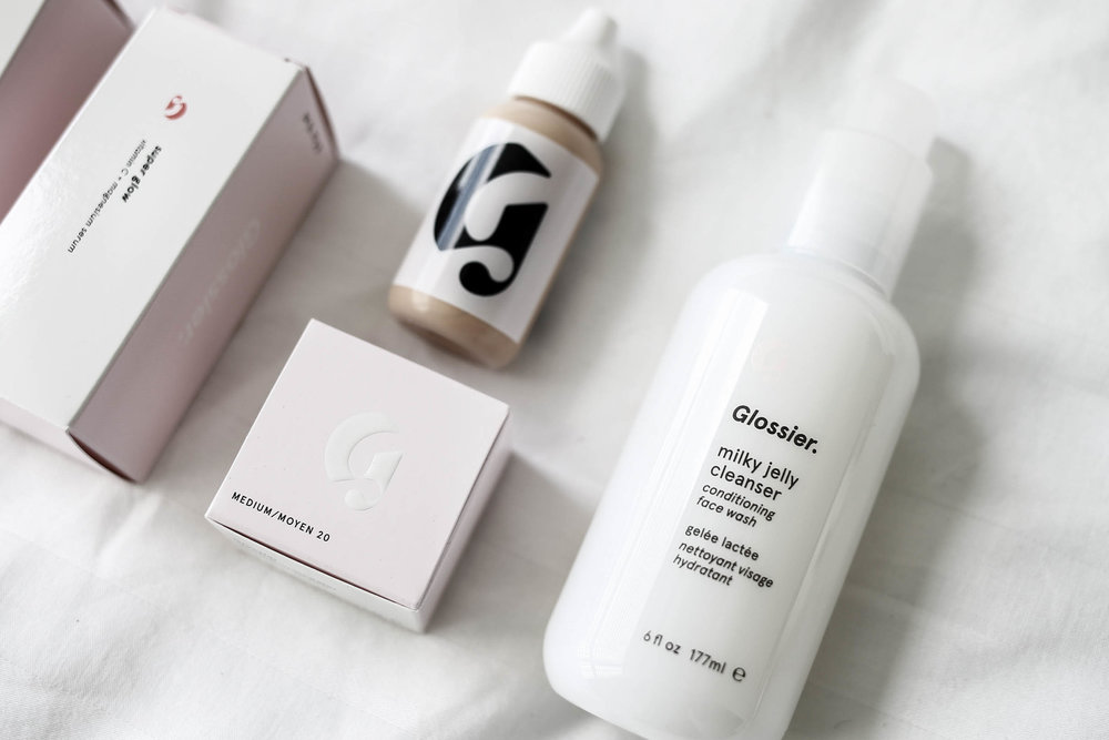 Beauty Blogger Vietnam Glossier Haul