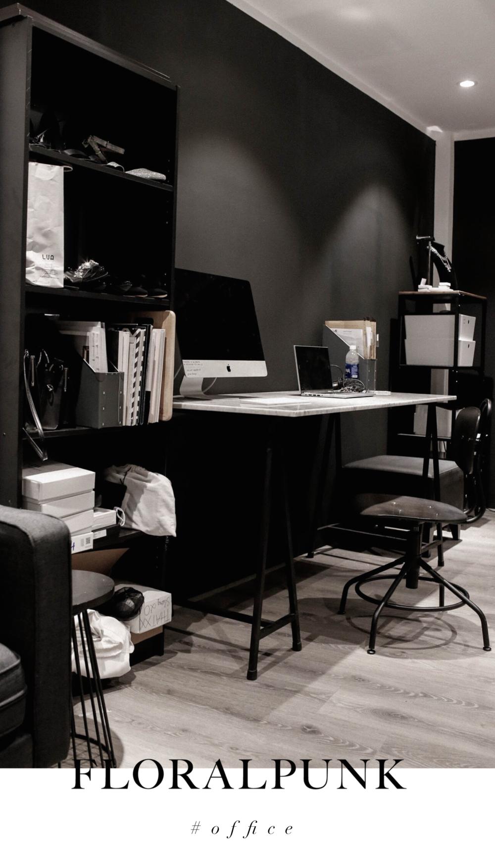 Floralpunk office van phong cool