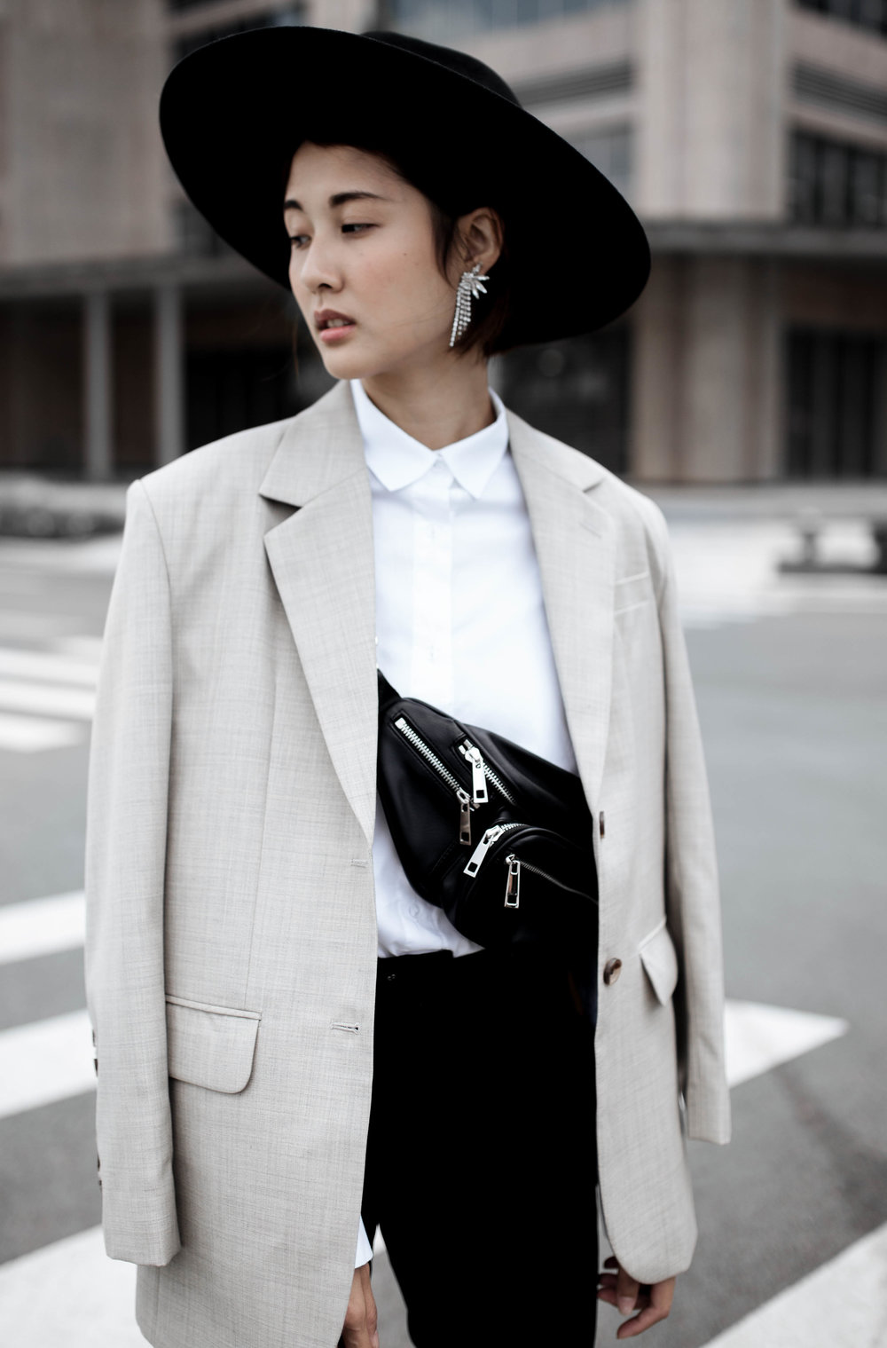 Julia Doan Subtle Simple Floralpunk founder Vietnam fashion blogger