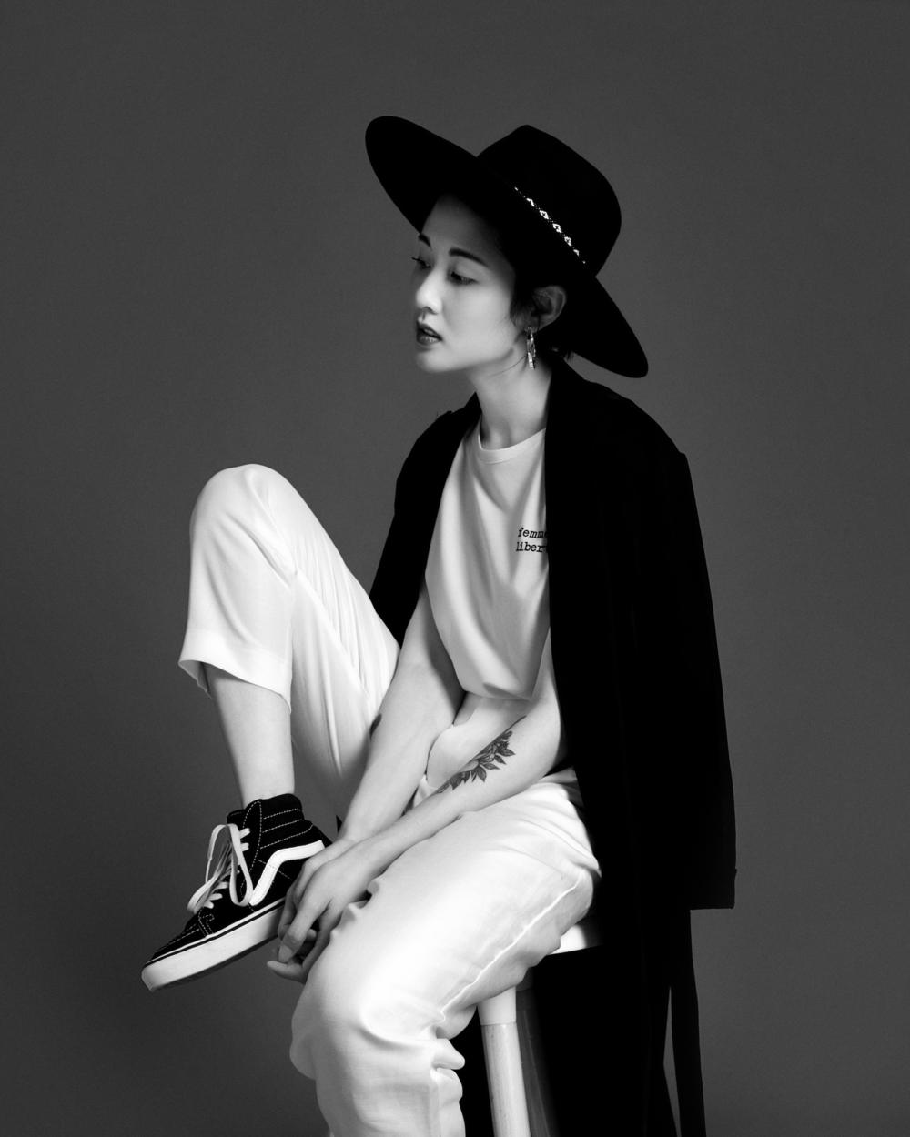 Julia Doan fashion blogger