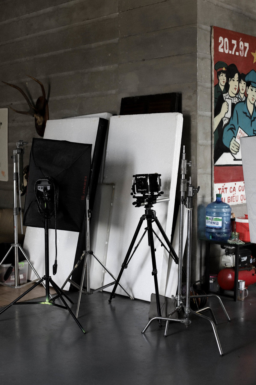 photo studio Ho chi minh city