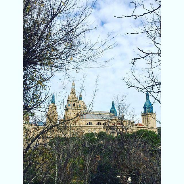 Lovely view ! #Barcelona #Montjuïc . . . . . . #explore #vacation #tourism #tourist #instatrip #traveling #travelphotography #travelpic #travelphoto #travelblog #travelblgger #travelgram