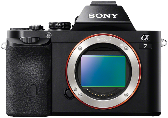 The $1,699 Sony A7