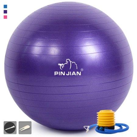 The Yoga Ball I Got