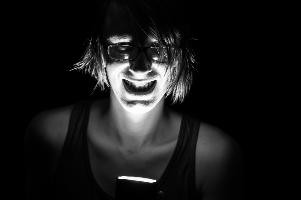 Day 18 of 30 Ways To Light A Portrait On A Black Backdrop Write Lighting.jpg