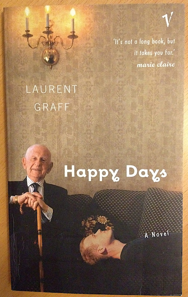 Happy days av Laurent Graff