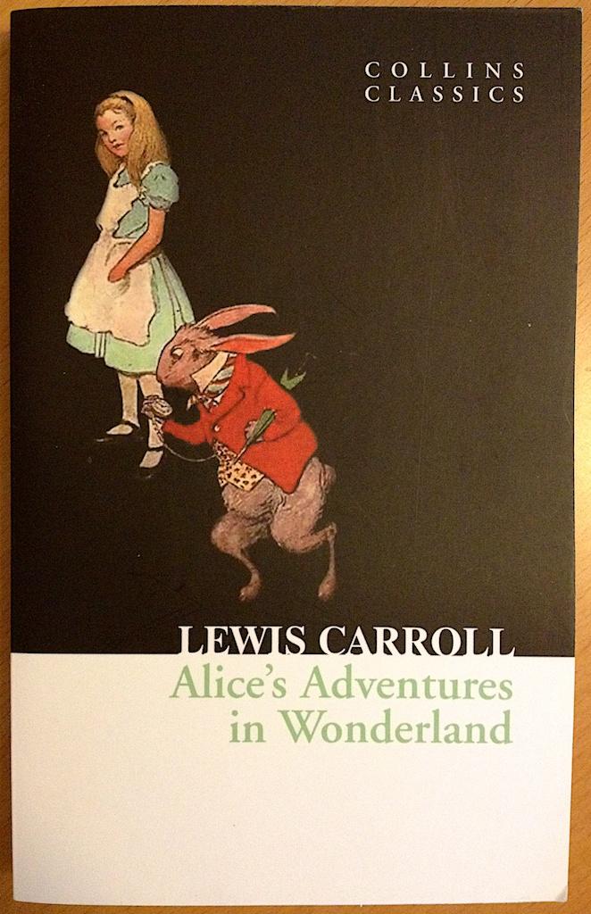Alice's adventures in Wonderland av Lewis Carroll