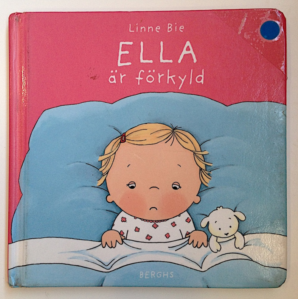 Ella är förkyld av Linne Bie