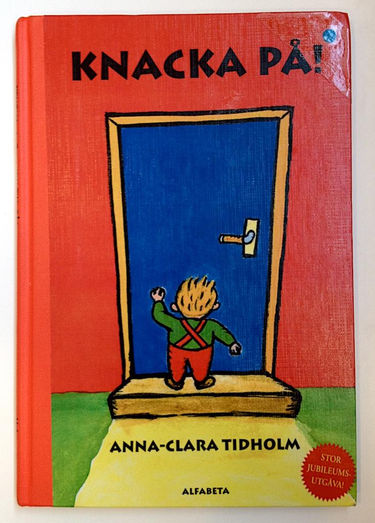 Knacka på! av Anna-Clara Tidholm