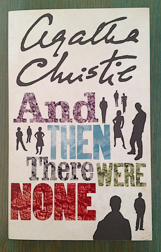 And then there were none av Agatha Christie