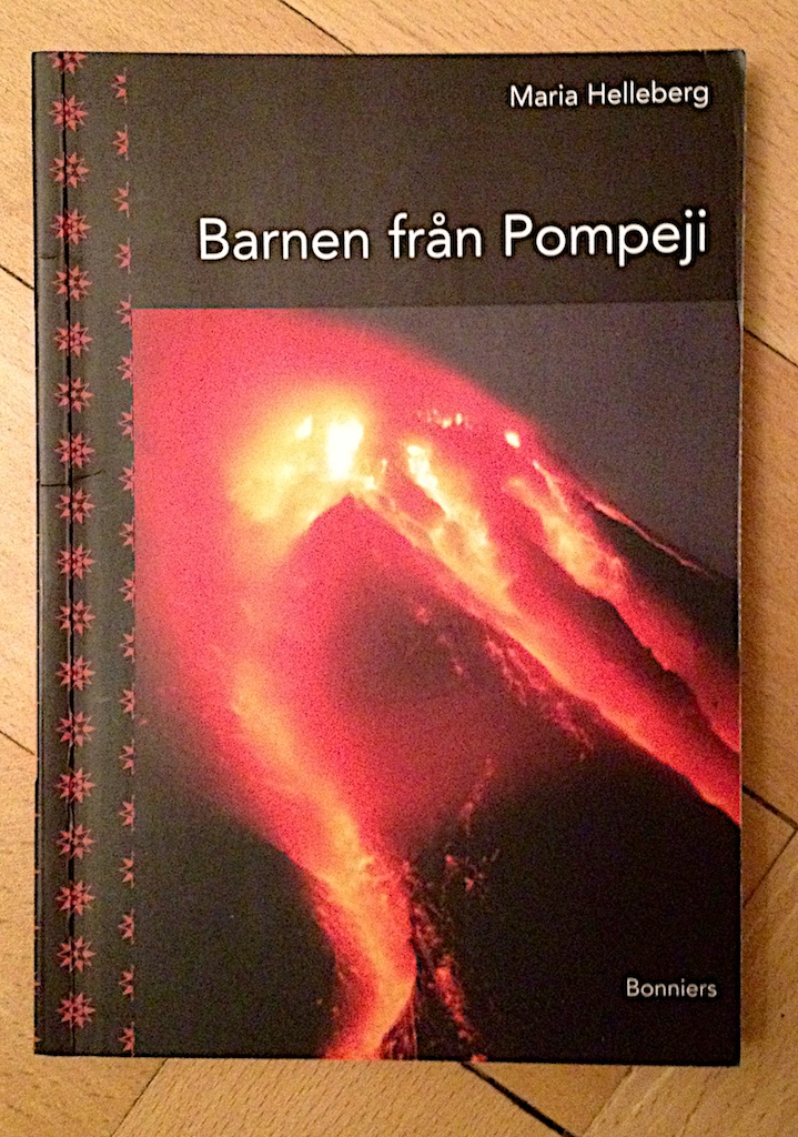 Barnen från Pompeji av Maria Helleberg