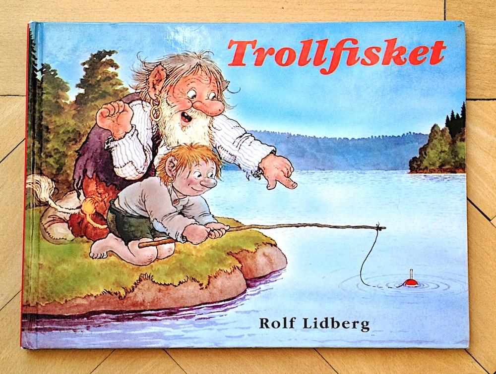 Trollfisket av Rolf Lidberg