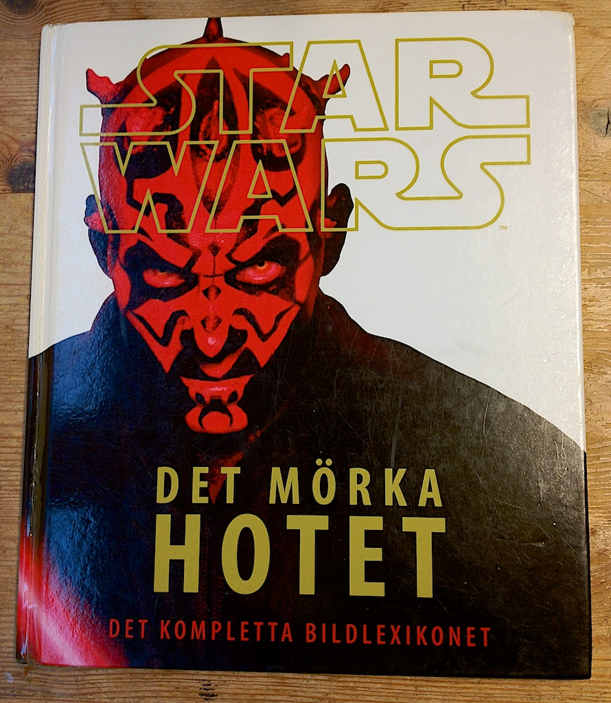 Star Wars Det mörka hotet av David West Reynolds och Jason Fny