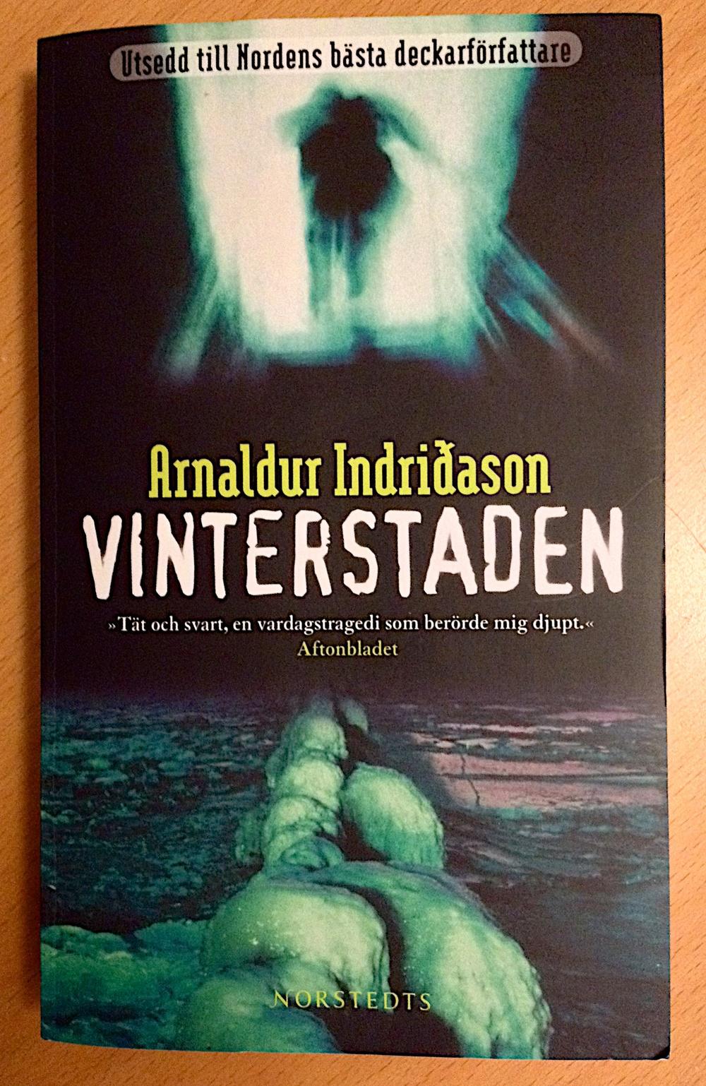 Vinterstaden av Arnaldur Indridason