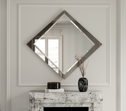 Art Deco Wall Art color & mirror