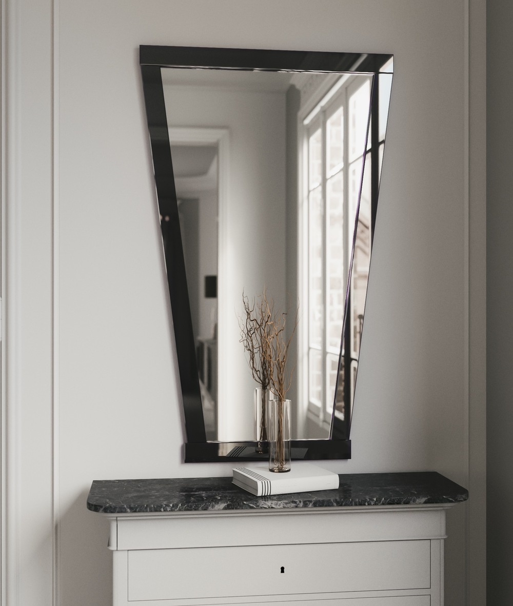 Art Deco Style Long Mirror