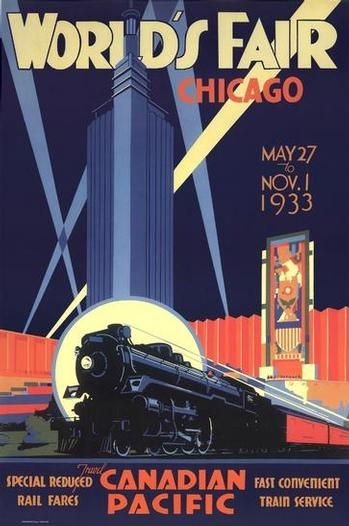 Canadian Pacific Railway Poster