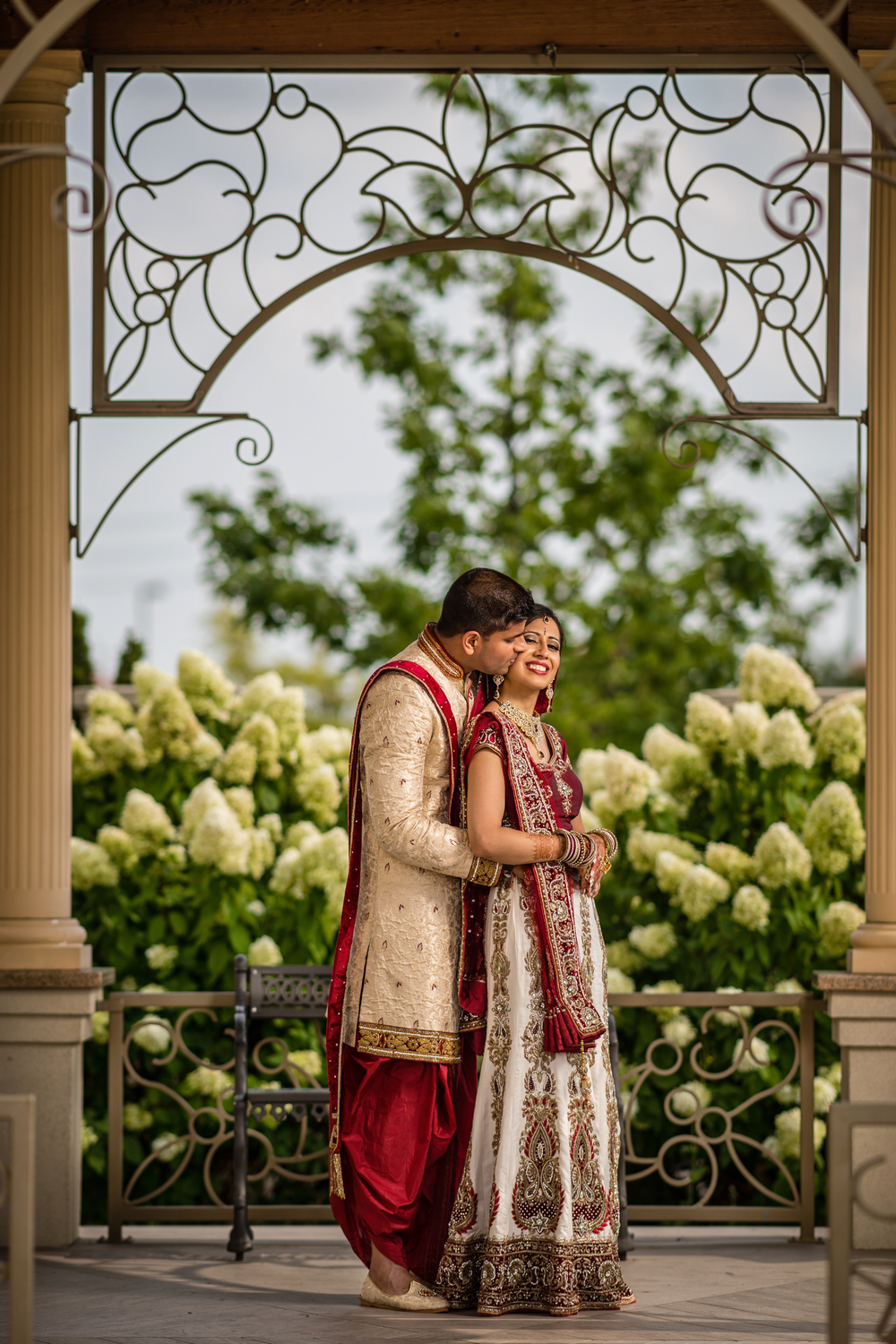 A Dream Luxury Wedding of Tejas Sheth & Jay Dalal.
