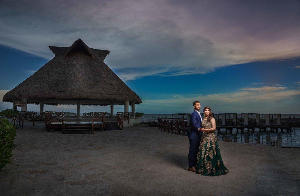 Riviera Maya - Nikita & Abhinav Destination Wedding