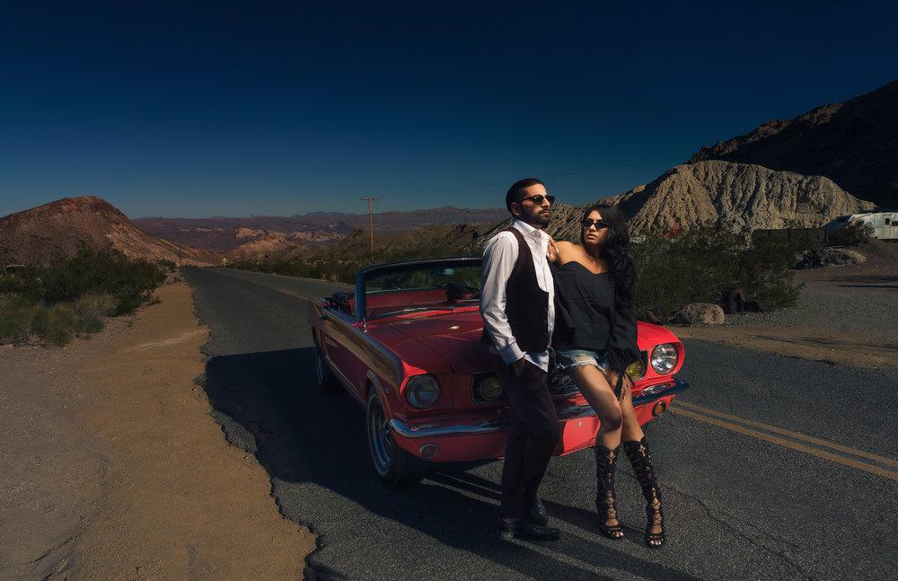 Vegas - Dharmi & Rahul