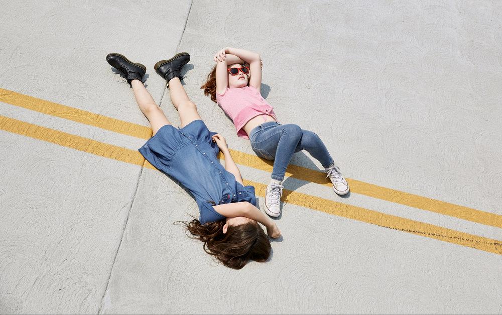 Levi's kids - spring campaign + Los Angeles CA
