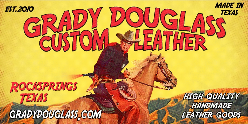Grady Douglass Custom Leather