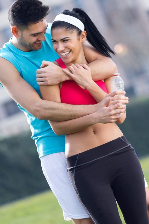 Five Sexual Benefits of Exercise  -