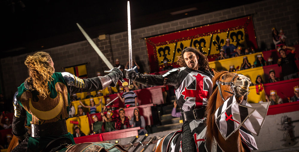 Photo courtesy of Medieval Times