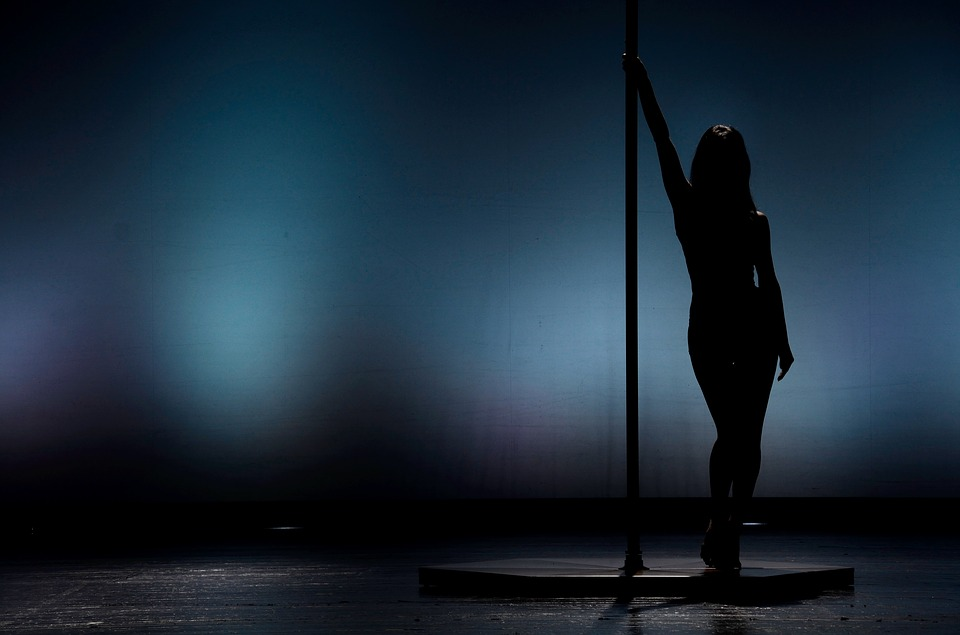 Take A Pole Dancing Class  -