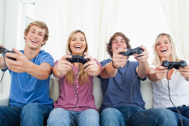 Throw Your Spouse A Game Night Party  -