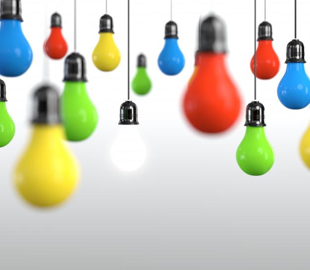 CHANGE THE LIGHTING -
