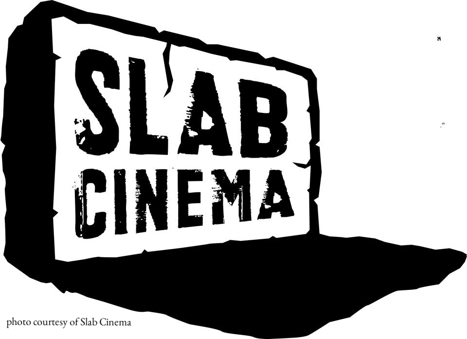 Slab Cinema - A free outside movie watching experience like no other.  Yes, I said free!