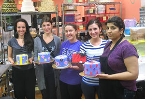 Cake Decorating Classes Near Rockville Md : MD, Cakes, Maryland classes Alexandria Arlington ...