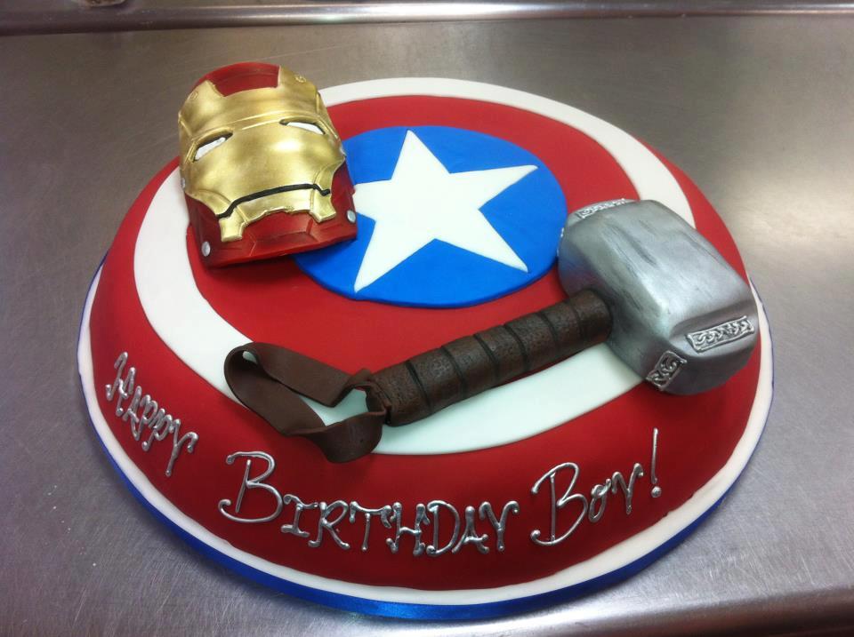Custom Cakes Baltimore Md