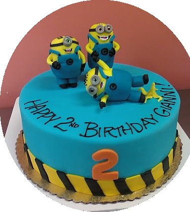 We Can Deliver Your Childrens Birthday Cakes Nbspto Home Or Reception Venues For