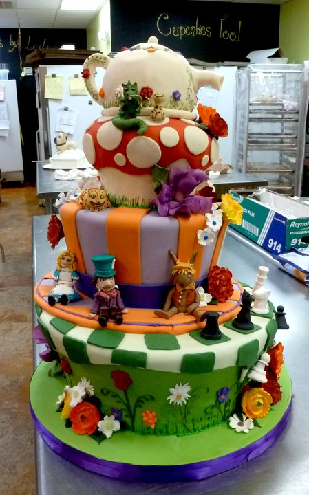 Custom Birthday Cakes Rockville Md