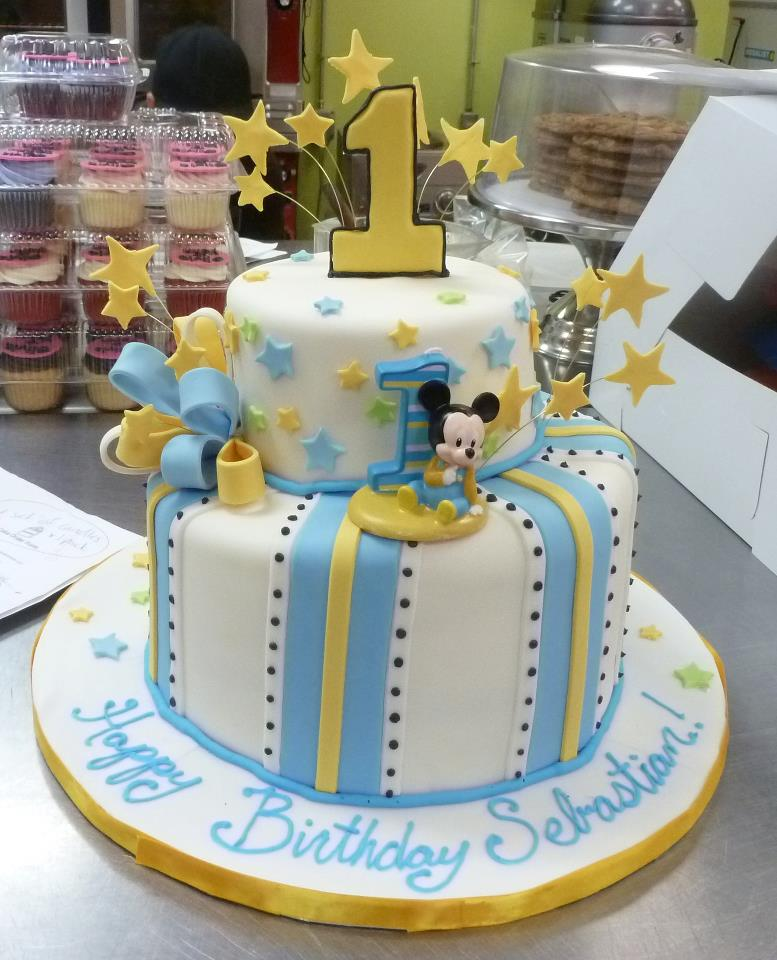 We Can Deliver Your Children's Birthday Cakes To Your Home