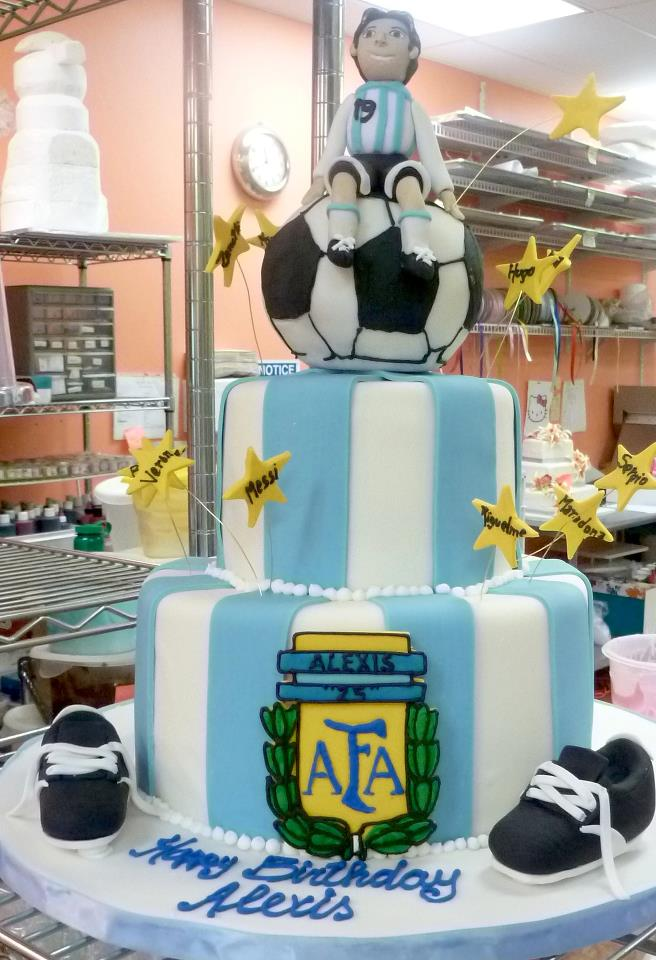 Sports Cakes Fancy Cakes By Leslie Dc Md Va Wedding