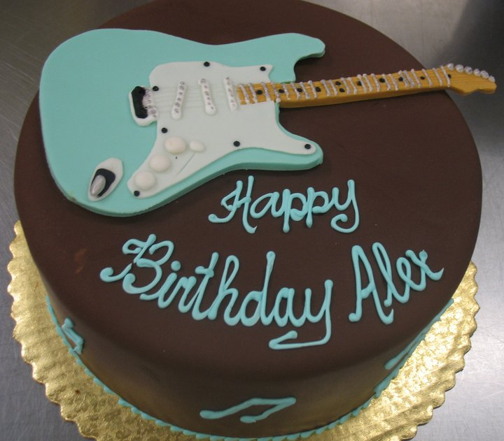 Alexandria Va Bakery Birthday Cake