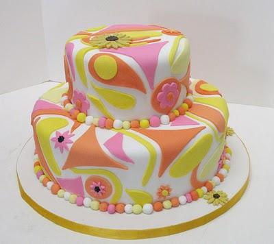 Pucci Design Cake